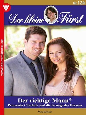 cover image of Der kleine Fürst 124 – Adelsroman