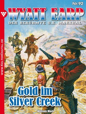cover image of Wyatt Earp 92 – Western