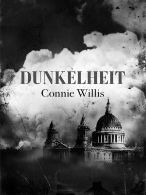 cover image of Dunkelheit