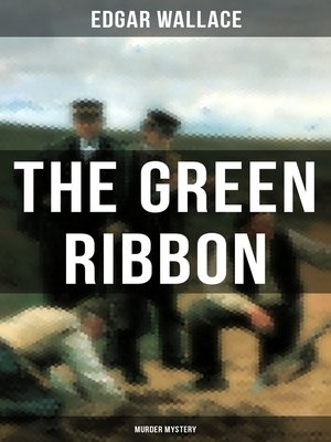 cover image of The Green Ribbon (Murder Mystery)