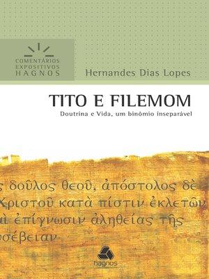 cover image of Tito e Filemom