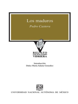 cover image of Los maduros
