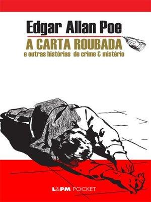 cover image of A Carta Roubada