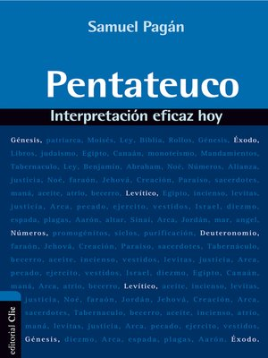 cover image of Pentateuco