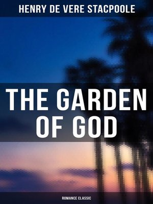 cover image of The Garden of God (Romance Classic)