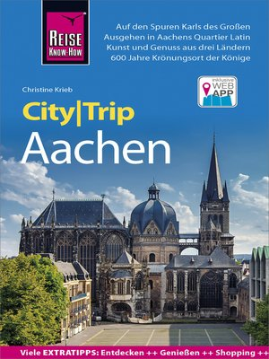 cover image of Reise Know-How CityTrip Aachen