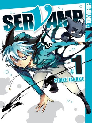 cover image of Servamp--Band 01