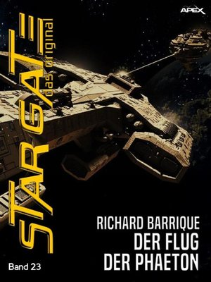 cover image of STAR GATE--DAS ORIGINAL, Band 23