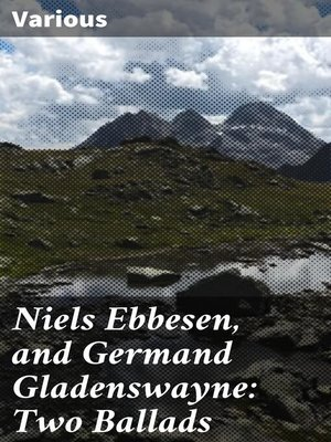 cover image of Niels Ebbesen, and Germand Gladenswayne