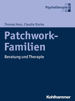cover image of Patchwork-Familien