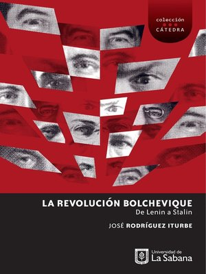 cover image of La Revolución Bolchevique