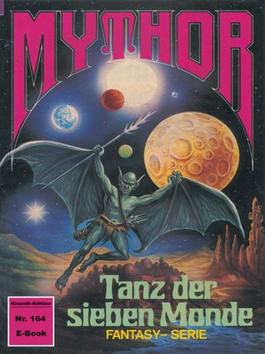 cover image of Mythor 164