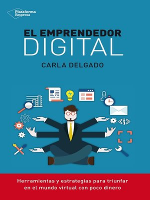 cover image of El emprendedor digital