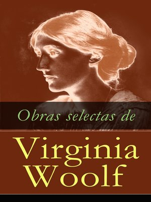 cover image of Obras selectas de Virginia Woolf