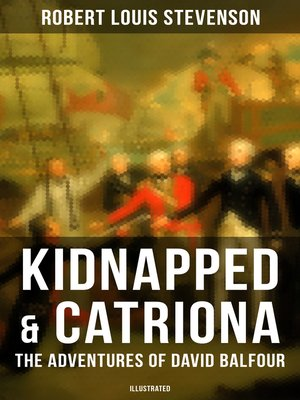 cover image of Kidnapped & Catriona