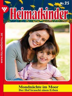 cover image of Heimatkinder 25--Heimatroman