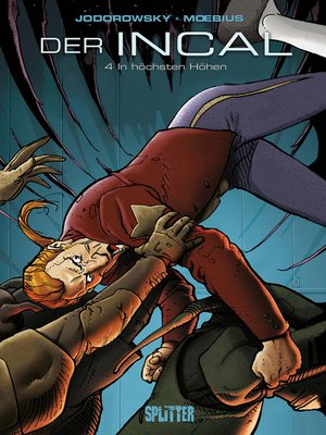 cover image of Der Incal. Band 4