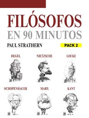 cover image of En 90 minutos--Pack Filósofos 2