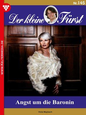 cover image of Der kleine Fürst 145 – Adelsroman