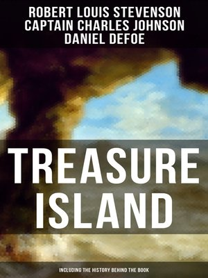 cover image of TREASURE ISLAND (Including the History Behind the Book)