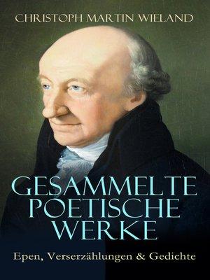cover image of Gesammelte poetische Werke