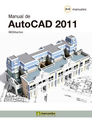 cover image of Manual de Autocad 2011