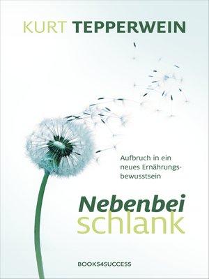 cover image of Nebenbei schlank