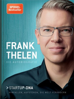 cover image of Frank Thelen – Die Autobiografie