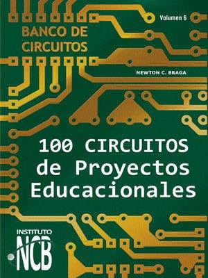 cover image of 100 Circuitos de Proyectos Educacionales