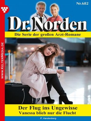 cover image of Dr. Norden 682 – Arztroman