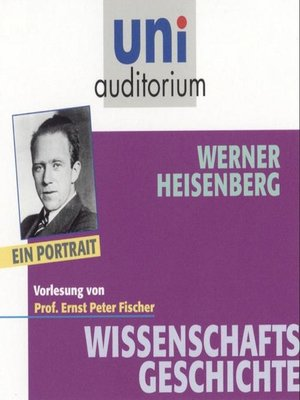 cover image of Werner Heisenberg