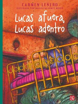 cover image of Lucas afuera, Lucas adentro