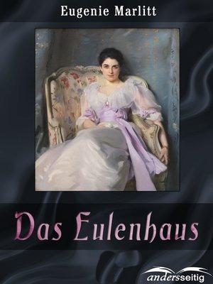 cover image of Das Eulenhaus