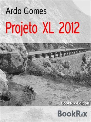 cover image of Projeto XL 2012