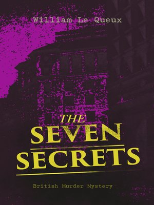 cover image of THE SEVEN SECRETS (British Murder Mystery)