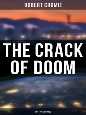 cover image of The Crack of Doom (Dystopian Novel)