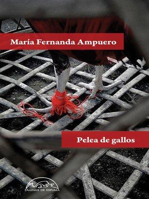 cover image of Pelea de gallos