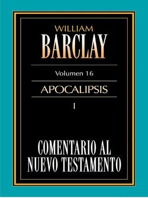 cover image of Comentario al Nuevo Testamento Volume 16