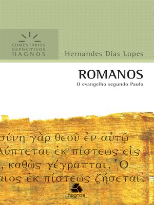 cover image of Romanos