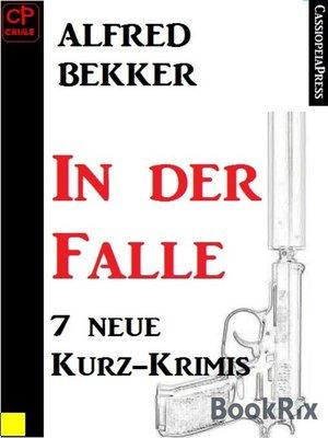 cover image of 7 neue Kurz-Krimis