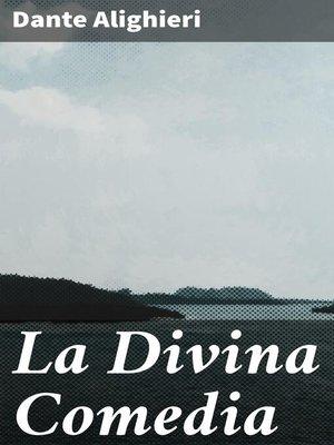 cover image of La Divina Comedia