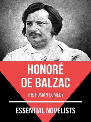 cover image of Essential Novelists--Honoré de Balzac