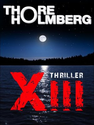 cover image of XIII--Thriller