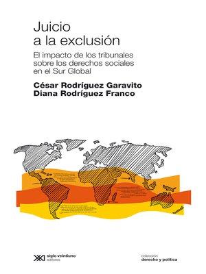 cover image of Juicio a la exclusión
