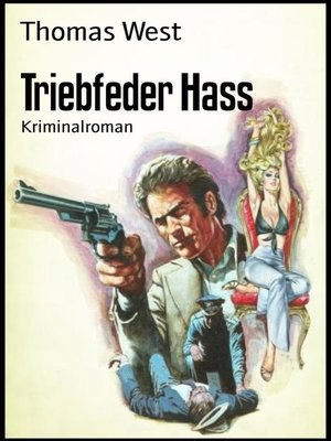 cover image of Triebfeder Hass