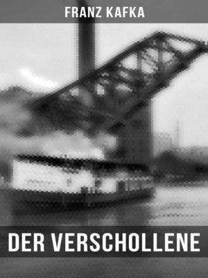cover image of Der Verschollene