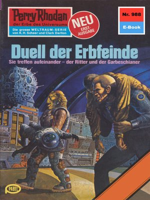 cover image of Perry Rhodan 988