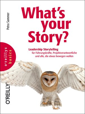 cover image of What's your Story?