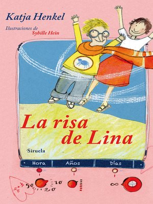 cover image of La risa de Lina