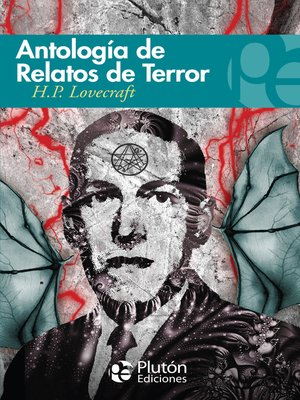 cover image of Antología de relatos de terror de H.P.Lovecraft